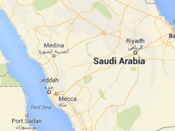 1 dead, 12 injured in Saudi mosque blast