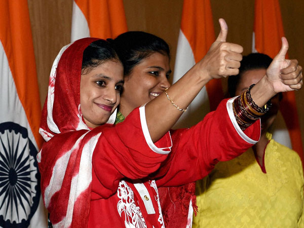 UP couple claims Geeta their daughter