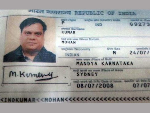 Why did the Chhota Rajan-Cyanide Mohan confusion crop up.