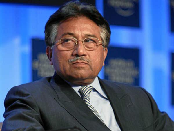 Pak sponsored terrorism in J&K:Musharraf