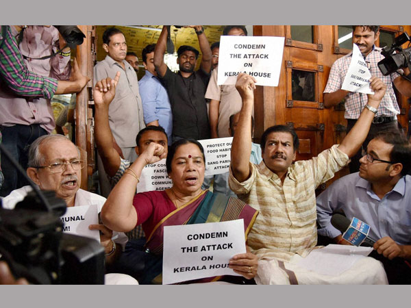 Delhi: Beef back in Kerala House