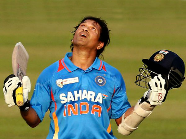 Had only boiled food before WC: Sachin