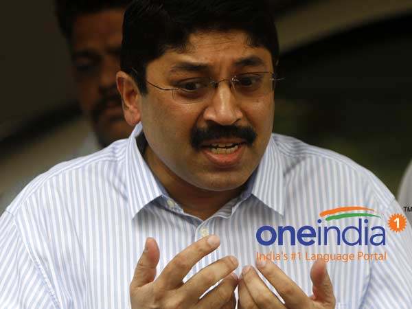 CBI seeks custody of Dayanidhi Maran.
