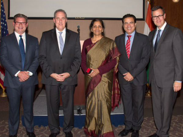India, US hold key trade meeting
