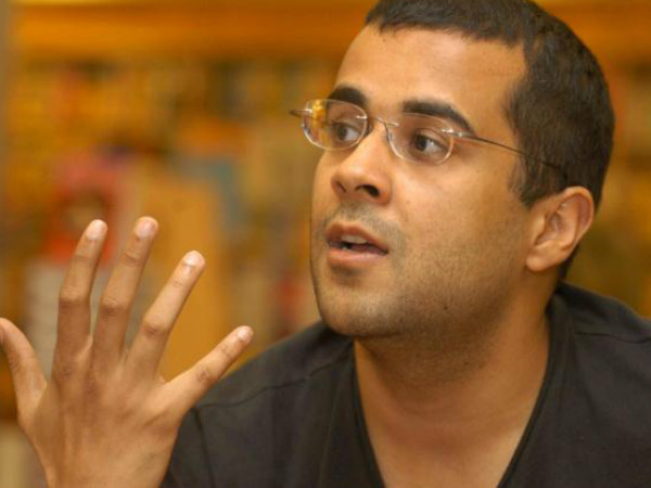 When Twitterati told Chetan Bhagat What exactly historians do.