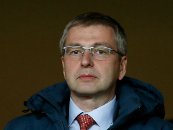 Russian billionaire Dmitry Rybolovlev