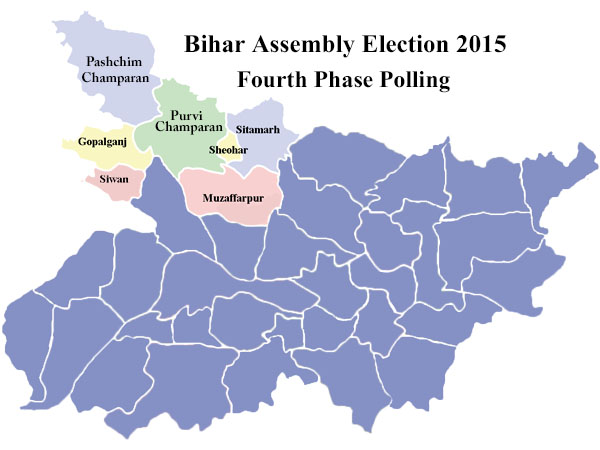Bihar assembly elections 4th phase updates total 5759 turnout bihar gumiabroncs Images