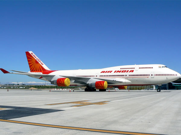 AI flight diverted to Jaipur