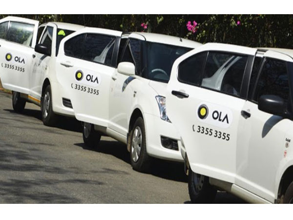 Ola driver booked for sexual assault