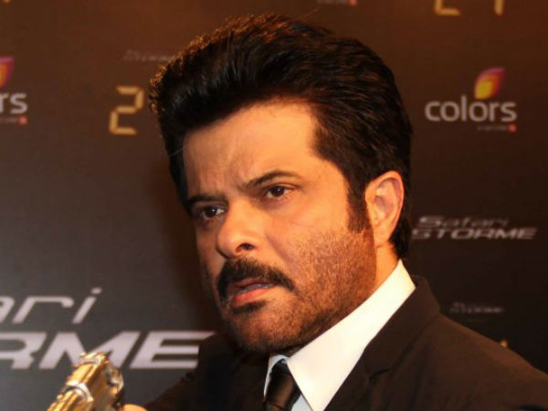 Actor Anil Kapoor