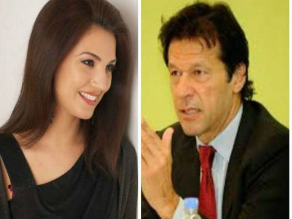 Wife Reham tried to poison Imran Khan?