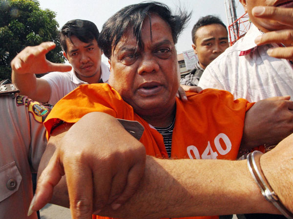 Chhota Rajan deported from Bali