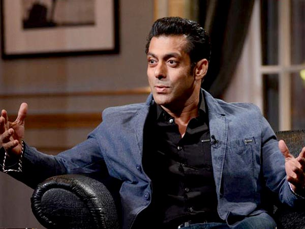 Humans should live in harmony: Salman