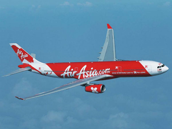 Book AirAsia tickets at just Rs 1,269