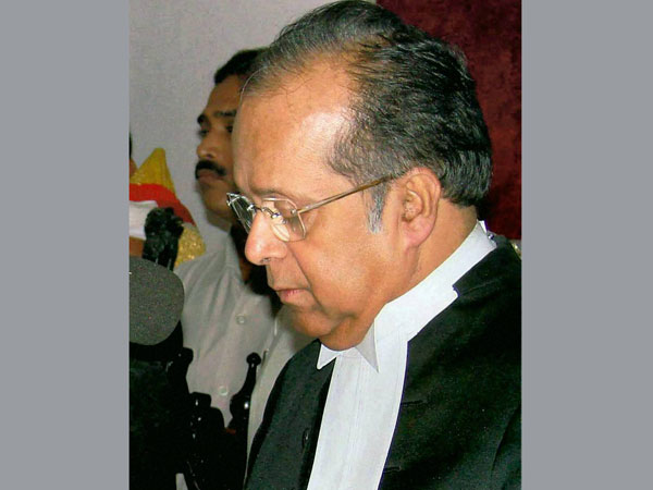 Retired Judge AK Ganguly