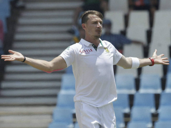 Dale Steyn out of Bengaluru Test
