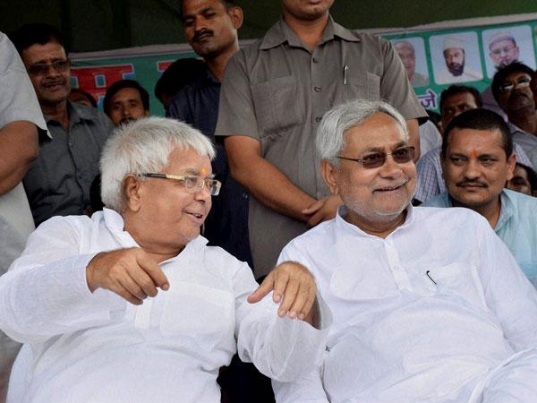 Lalu Prasad Yadav & Nitish Kumar