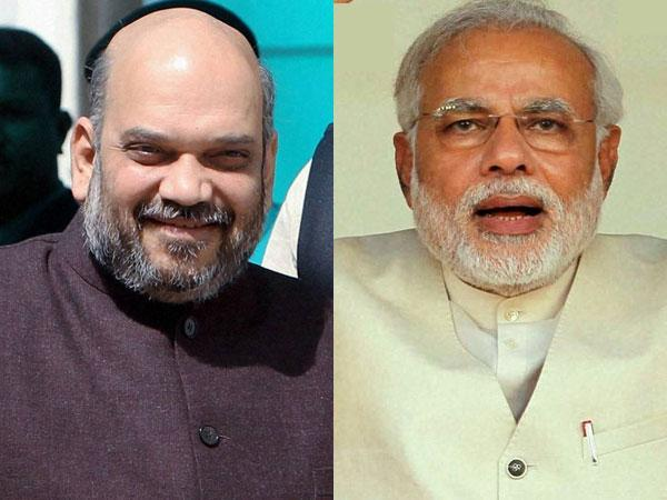 Narendra Modi, Amit Shah in the line of fire over Bihar poll debacle.