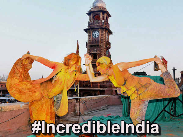 Incredible India attracts more tourists