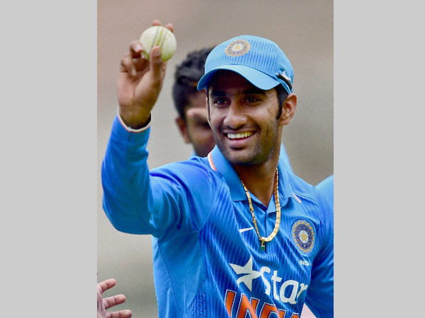 Gurkeerat in India squad for 2nd Test
