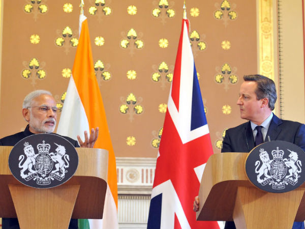 Ind, Britain to work on climate change