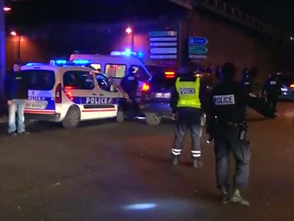 Paris attacks- Two gunmen killed