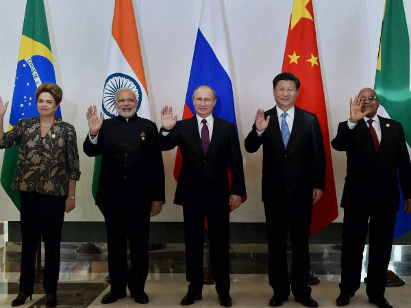 PM calls for collective solutn by BRICS