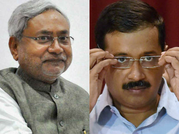 Arvind Kejriwal to attend Nitish Kumar's swearing-in ceremony.