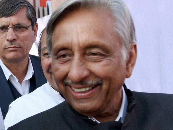 Now, Aiyar makes anti-Modi remark in Pak