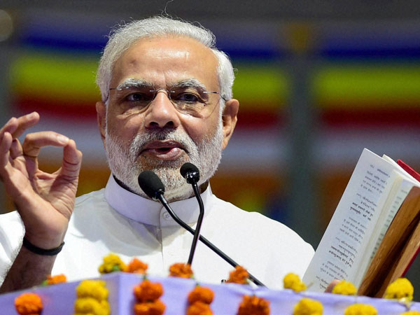 Steps taken to check corruption: Modi