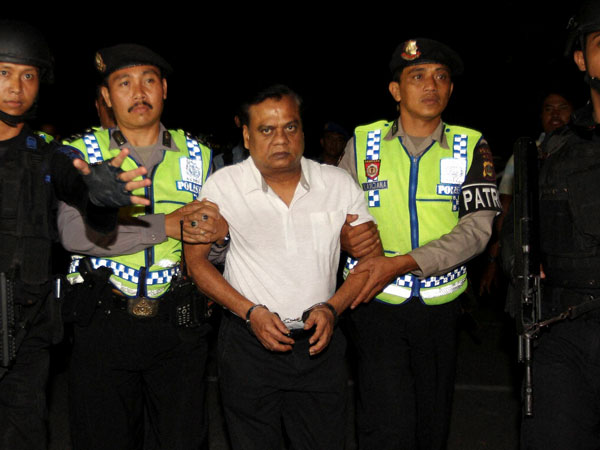 Chhota Rajan:Security beefed up in Tihar