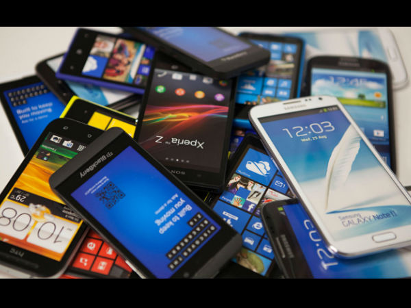Smartphone shipment to India up by 21.4%