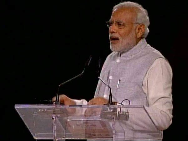 FDI is needed to First Develop India: PM