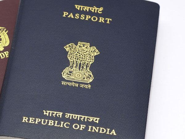 Hand-written passport becomes invalid