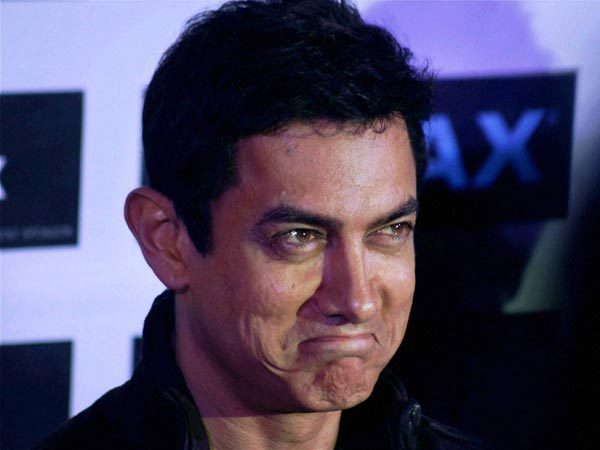 Aamir Khan's effigies burnt in Punjab