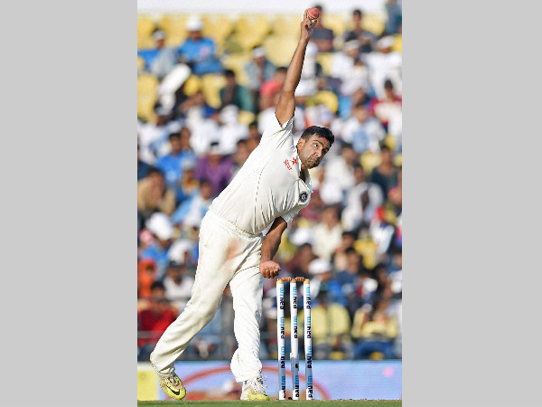 Ashwin took 12 wickets in Nagpur Test