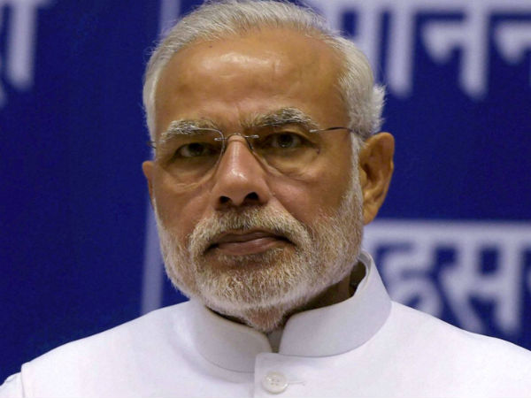 Constitution only holy book: Modi