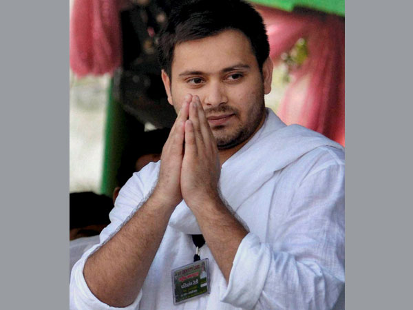Tejaswi Yadav is RJD leader in Assembly