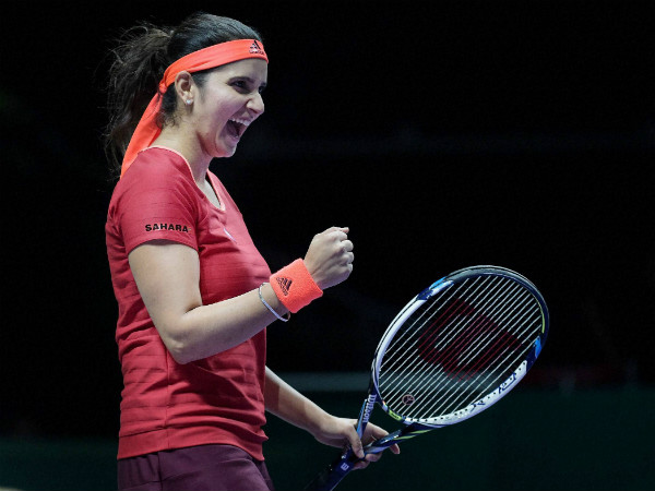 Tennis star Sania Mirza will be seen in action in doubles event