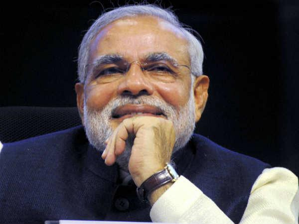 Bihar polls: Modi congratulates Nitish