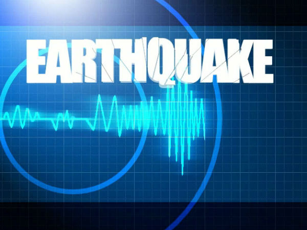 Earthquake of 5.6 magnitude struck Andaman Islands
