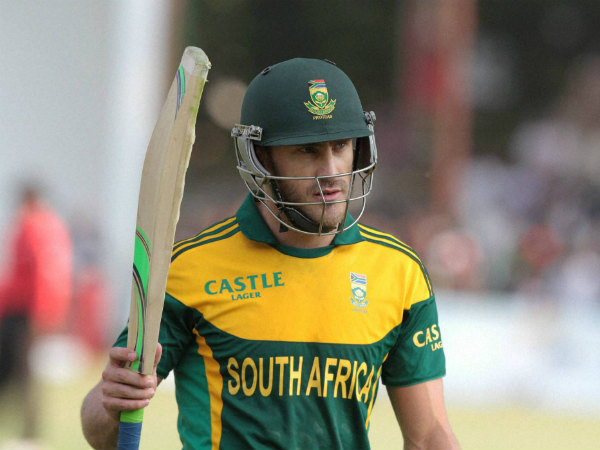 Indian pitches toughest: du Plessis