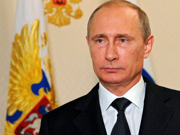President of Russia Vladimir Putin. PTI file photo