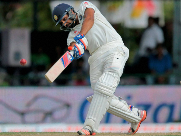 'Rohit on a self-destruct mode in Test'