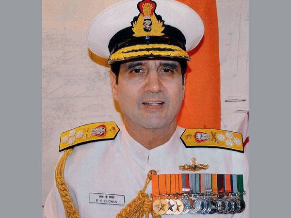 'Indian Navy is totally secular'