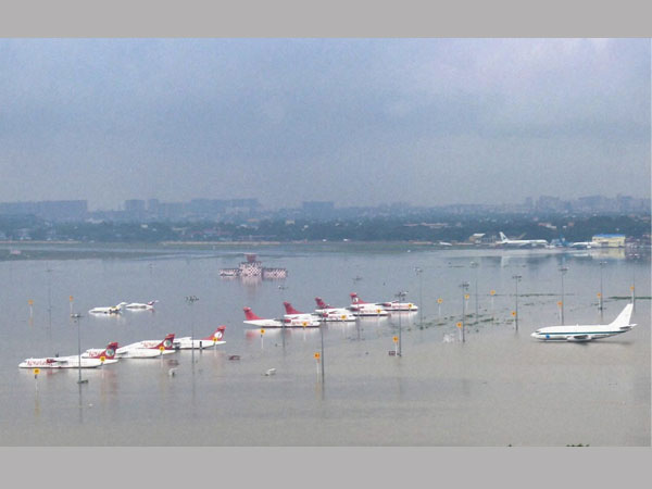 Chennai airport resumes technical flight