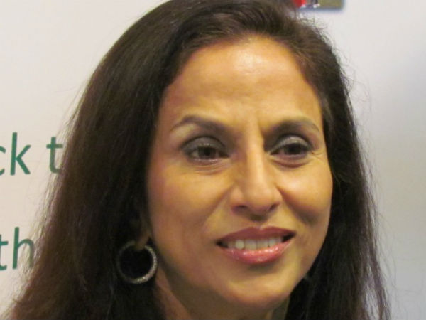 File photo: Indian novelist and columnist Shobhaa De