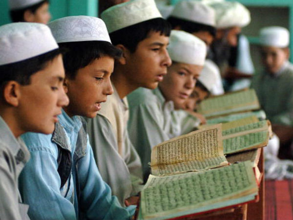 Re-inventing the Madrasas of India