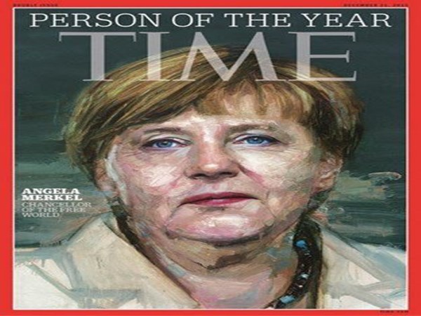 Time Magazine Names German Chancellor Angela Merkel As Its Person Of The Year Oneindia News