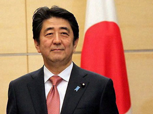 Abe's visit a plan to contain China